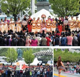 India Unlimited festival organised by Indian embassy in Sweden