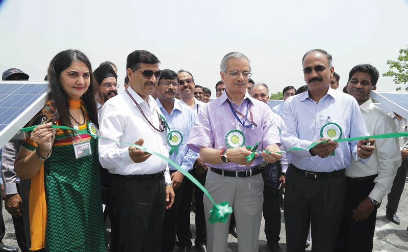 Air India celebrating Environment Week
