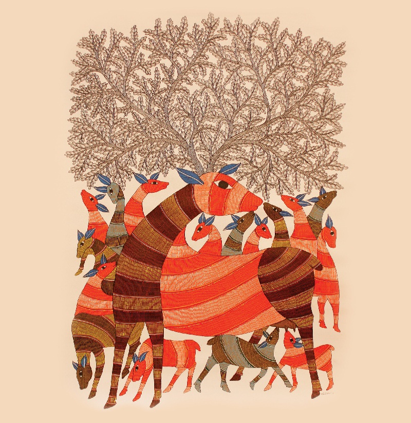 Gond Artwork