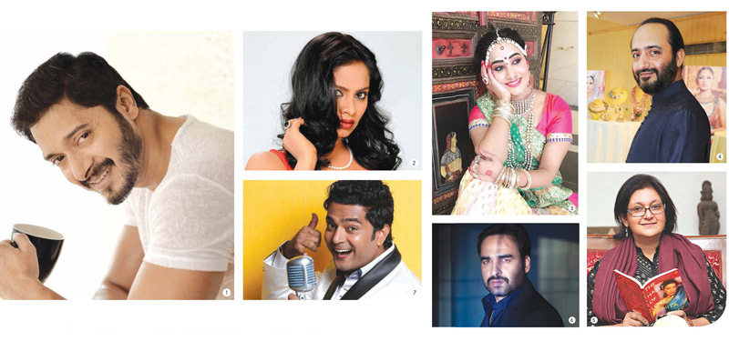 new year resolutions of celebrities
